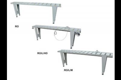 Roler conveyor pentru masurare RO, RO/L