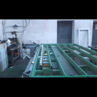 Masa de asamblat si montat feroneria pe cercevea FAS-250 - VANDUT!