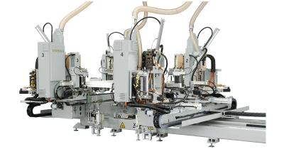 AKS 9600-CUT | Multi-head welding machine