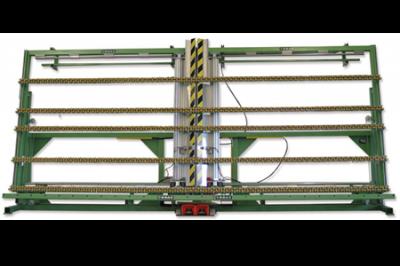 Unitate de asamblat si verificat ferestre si usi – KV 2750 S / KV 3750 S